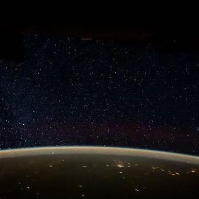 Milky Nasa Space Way Gifs Station Amazing