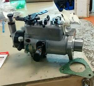 Ford Tractor Cav Injection Pump 3233f390 4000 4500 4600  4610  1 Year Warranty