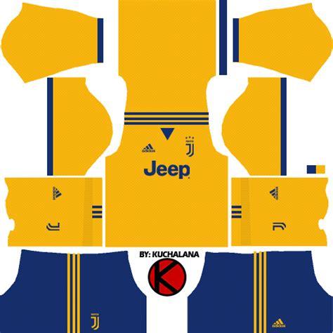 Juventus Kits 2016/2017 - Dream League Soccer 2017 & FTS15 - Kuchalana