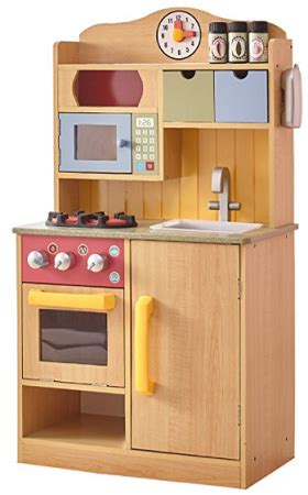 best play kitchen accessories teamson chef wooden play kitchen with 4583