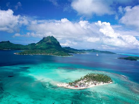 French Polynesia Tahiti Island Wallpapers Hd Photos