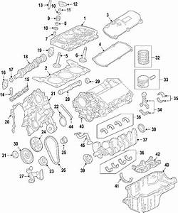 2006 Ford F T 4wd Valve Cover Gasket  From 06  22