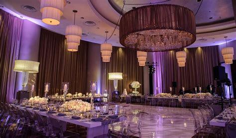 chicago wedding reception venues trump international