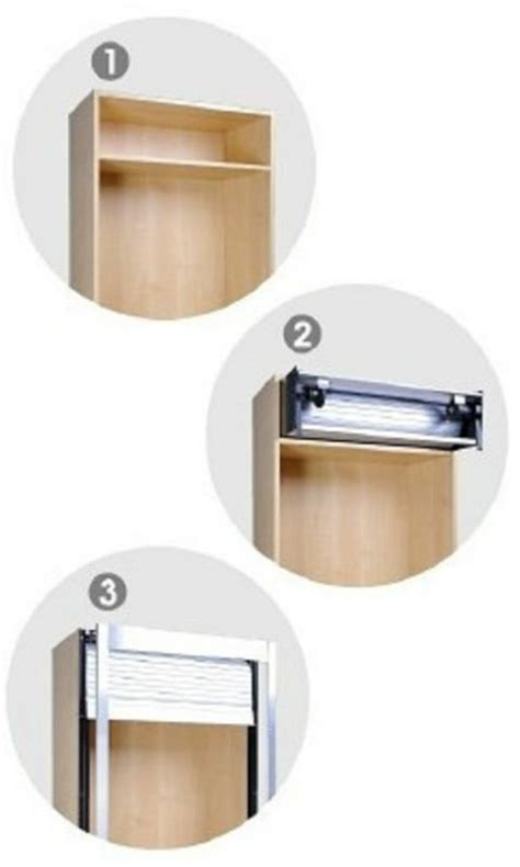 roller shutter cabinets for kitchen quick moving cupboard kitchen cabinet aluminum roller