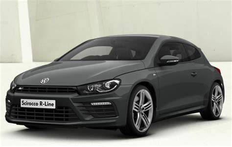 volkswagen scirocco r black volkswagen scirocco colours guide and prices 2015 carwow