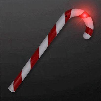 Candy Cane Lights Peppermint Giant Wand Flashing