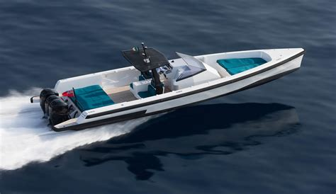 Tender Boat by Wally Tender Wally