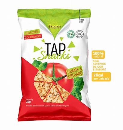 Snacks Tap Tomate Oregano Fhom
