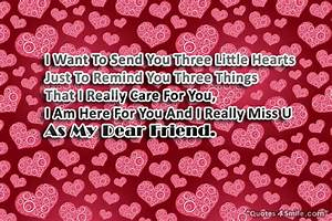 Information About I Miss You My Dear Friend Yousenseinfo