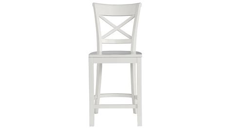 White Wooden Bar Stools With Backs by White Bar Stools With Backs Diedeutschlehrer
