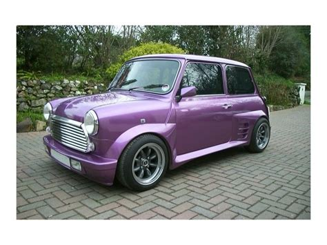 classic mini monte carlo  piece body kit