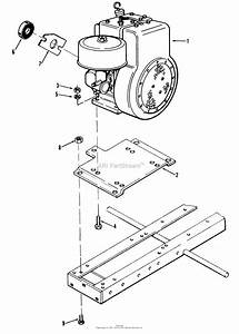 Ford 1100 Tractor Parts Diagram
