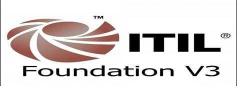 Itil Intermediate Logo For Resume by Image Gallery Itil V3 Foundation Logo