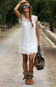 Robe Style Boheme : comment adopter le style boheme chic ~ Dallasstarsshop.com Idées de Décoration