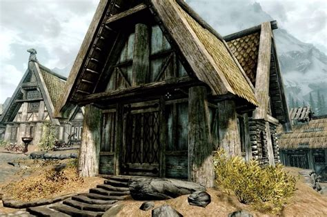 How To Get A House In Riften by Skyrim Houses Where To Buy And How To Build A House