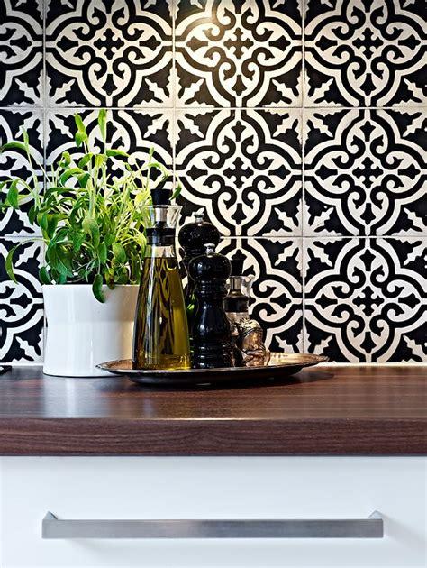 black and white tile backsplash black and white tiles handmade tiles can be colour