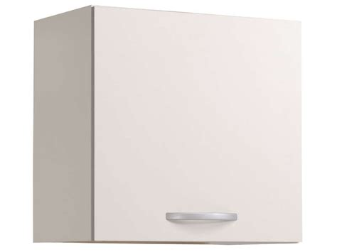 element haut cuisine conforama meuble haut 60 cm 1 porte spoon coloris blanc vente de