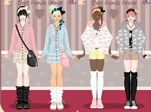 I Dress Up : best friend forever dress up g by pichichama on deviantart ~ Orissabook.com Haus und Dekorationen
