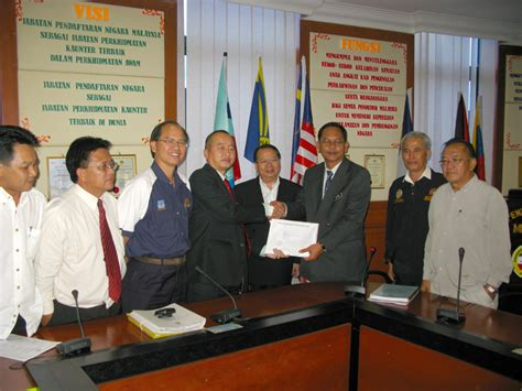 applications handed to nrd by upko kinabalukini