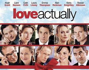Love Actually Cast including Keira Knightley, Colin Firth ...