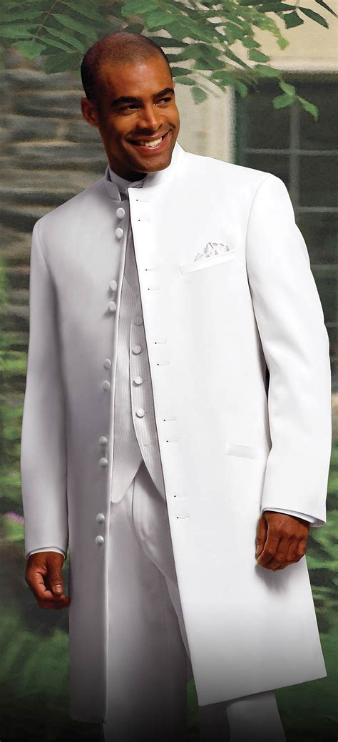 fashion  button white mandarin tuxedo jacket