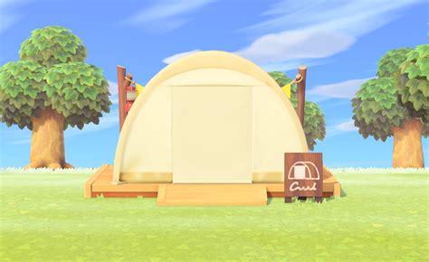 campsite  horizons animal crossing wiki fandom