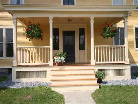 Front House Porches Designs  Architectural Designs