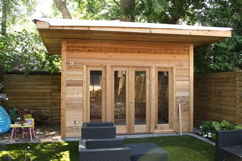 Backyard Outbuildings - backyard in a shed get your fit on summerstyle