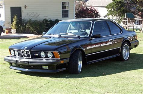 Gullgroup 1987 Bmw M6 Specs, Photos, Modification Info At