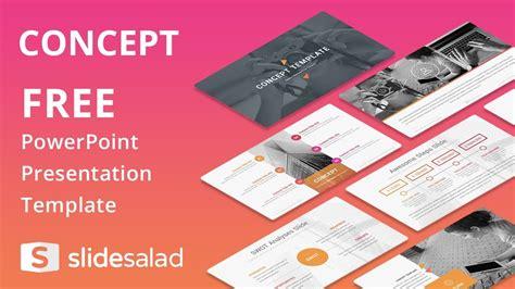 concept   powerpoint template slidesalad