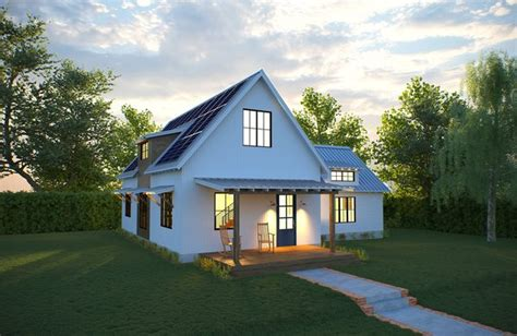 Farmhouse Made New by Photo 1 Of 5 In Deltec Homes Introduces Two New Models