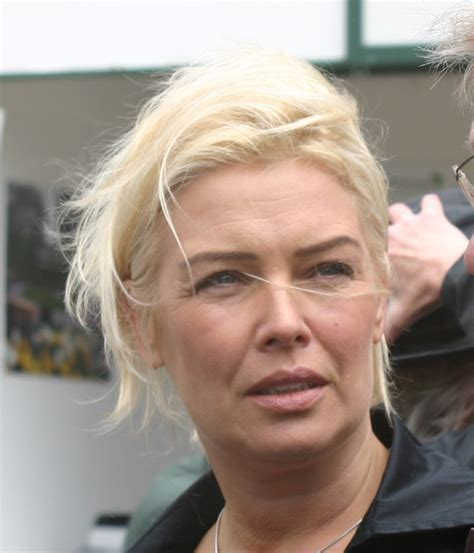 Kim Wilde ex pop singer and now Garden Designer   People I