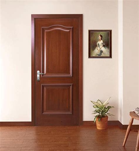 porte en bois de chambre chambre porte en bois