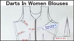 Size Chart Women Blouses