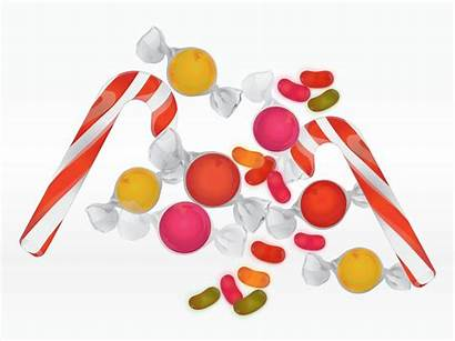 Pile Candy Vector Sweets Clipart Jelly Clip