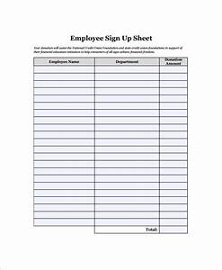 medical office sign in sheet template - sample employee sign in sheet 9 free documents download