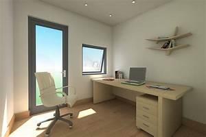 Modern Home Office Pod Design Idea Moderno 20121117BH