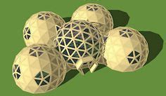 geodesic dome google sketch  geodesic dome geodesic dome structure