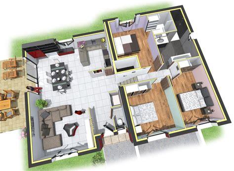 plan maison demi niveau 4 chambres avis plan maison 62 messages page 4