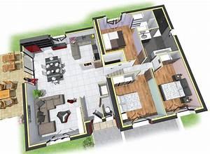 Maison demi niveau plan ventana blog for Superb maison demi niveau plan 3 plan et amenagement interieur de notre demi niveau 32