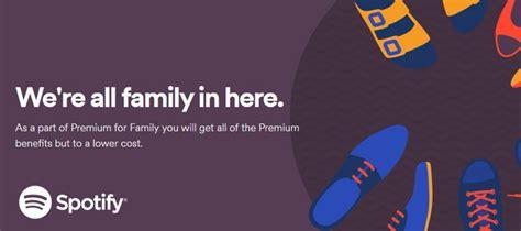 spotify pakt misbruik familiebundel aan spotify pakt misbruik familie accounts aan 187 one more thing