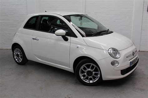 Used 2009 Fiat 500 Sport For Sale In Essex