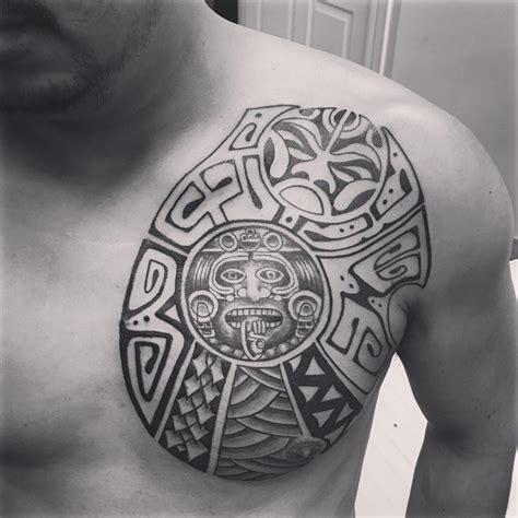 ornamental aztec tattoo designs ideas design trends