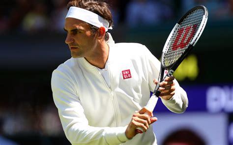 Roger Federer Kicks Off Wimbledon 2018 In Uniqlo Instead