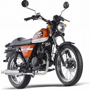 Moto Retro 125 : mash 125 seventy ~ Maxctalentgroup.com Avis de Voitures