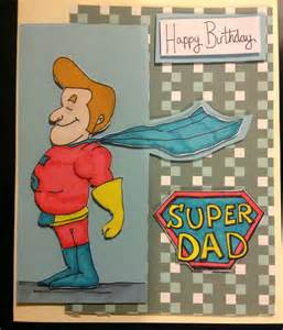 Homemade Dad Birthday Cards