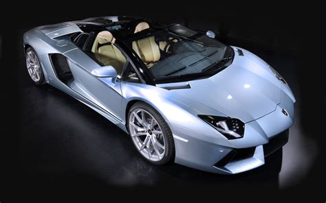 Lamborghini Aventador Lp700 4 Roadster 2018 Wallpaper Hd