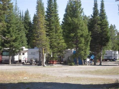 yellowstone cabins and rv park wagon wheel rv cground and cabins prices reviews