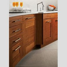 Contemporary Kitchen Cabinet + Drawer Pulls By Rocky