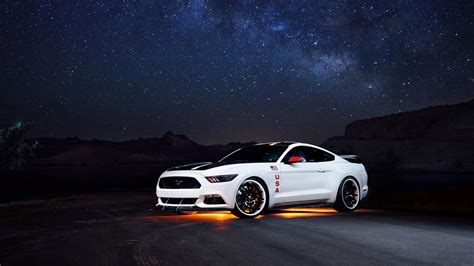 2015 Car Wallpaper Hd by 2015 Ford Mustang Gt Apollo Edition 2 Wallpaper Hd Car